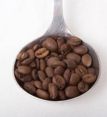 Café Arábica en grano