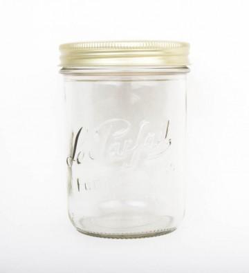 Tarro Cristal Conservas 260 ml