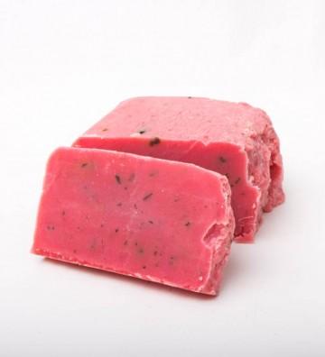Jabón rosa mosqueta y...