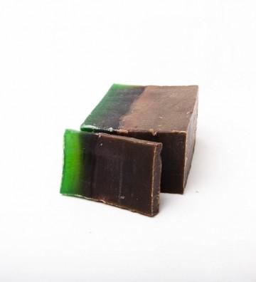 Jabón chocolate y menta al...