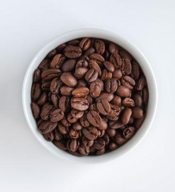 Café Sumatra en grano