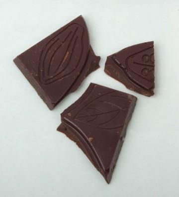 Tableta de Chocolate Negro 72%